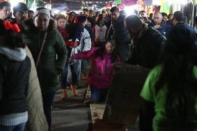 Miles de duranguenses acudieron este 12 de diciembre al Santuario con múltiples peticiones y mandas