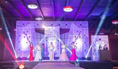La gran final de este certamen de belleza se realizó por primera vez en Gómez Palacio y donde se eligió a la representante de este estado.