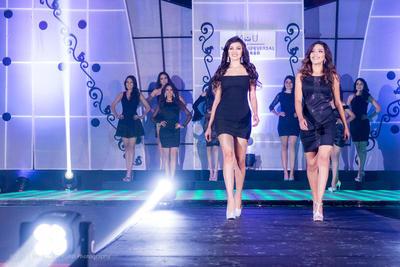 Las chicas realizaron diversas etapas en donde mostraron su talento.
