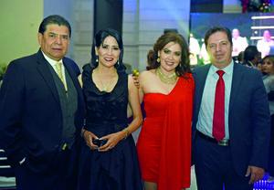 12122017 Ricardo, Tere, Mónica y Martín.