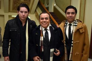13122017 Guillermo, Mundo y Javier.