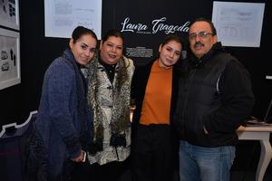 13122017 Ileana, Ileana, Brenda Nayely y José Ángel.