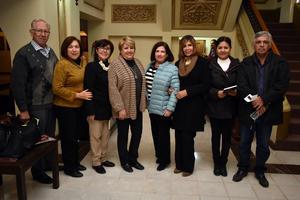 14122017 Ricardo, Patricia, Yolanda, Rosario, Alma Rosa, Magadalena, María del Socorro y Armando.
