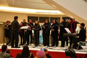 14122017 Coro del Colegio América.