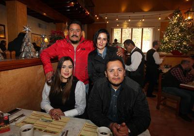 Familia Soto.