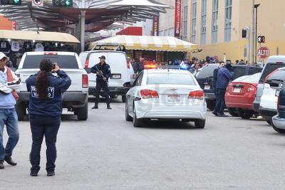 El personal y los vigilantes participaron activamente durante todo el ejercicio, desde la emisión del reporte hasta que se concluyó con las detenciones.
