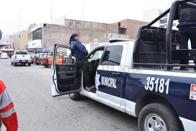 El ejercicio se llevó a cabo en punto de las 12:00 del mediodía de este jueves, en las oficinas que se encuentran el cruce de la avenida Juárez y calle Valdez Carrillo, frente a la Plaza de Armas.
