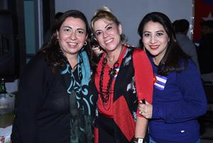 15122017 Gaby Fuentes, Vilma Espinoza y Zuleyka Márquez.