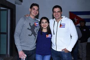 15122017 Maury Olvera Jr., Zuleyka Márquez y Maury Olvera.