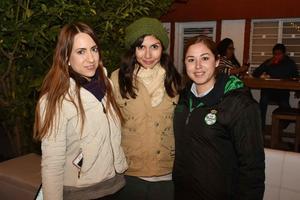 16122017 Daniela, Miriam y Mara.