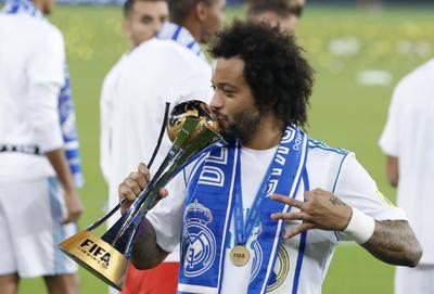 Fue el premio al dominio del equipo dirigido por Zinedine Zidane, especialista en ganar finales.