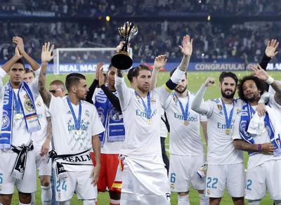 Conquistaron su quinto título de los últimos doce meses.