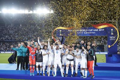 Se adjudicaron el título del Mundial de Clubes.