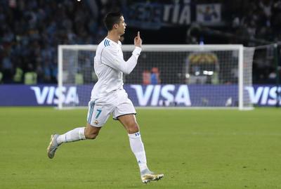 El portugués marcó el único gol del encuentro.
