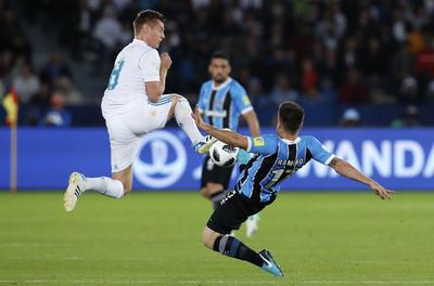 El partido contra el cuadro brasileño fue intenso.
