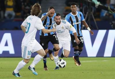 Los chicos de Zidane se enfrentaron al Gremio.