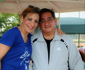 17122017 Renata Chapa y Mario González.