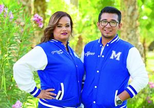 18122017 COMPAñEROS.  Claudia y Gerardo.