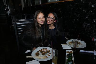 Jessy y Olimpia.