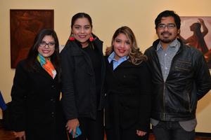 19122017 Ilse, Fernanda, Margarita y Alejandro.
