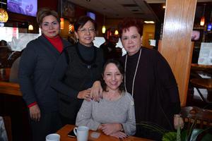 20122017 Imelda, Susy, Lupita y Elvira.