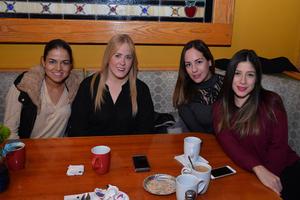 20122017 Melissa, Brenda, Sharon y Mar.