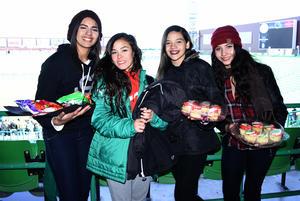 20122017 Karla, Alondra, Leisdy y Valeria.