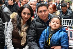 20122017 Mary, Ricardo y Ricky.