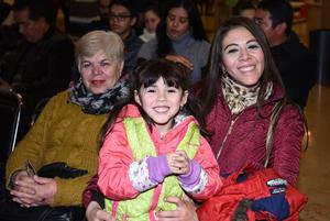 20122017 Glafira, Ximena y Eunice.