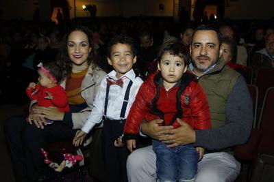 Familia Alvarado Gaytán.