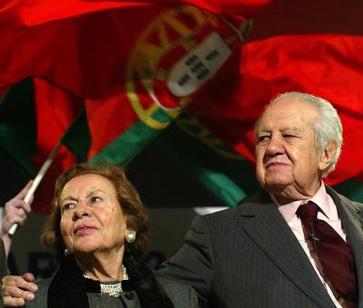 07 de enero. Mario Alberto Nobre Lopes Soares  |  Dirigente socialista y  expresidente de la república portuguesa murió a los 92 años de edad.