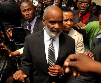 03 de marzo. René Préval | Presidente de Haití en el periodo de 7 de febrero de 1996 hasta 1 de febrero de 2001, fue uno de los políticos más destacados de la historia contemporánea de su país.