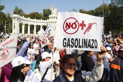 03 de enero. Protestas | Con manifestaciones y saqueos en comercios, protestan en distintos estados del país contra el 'gasolinazo'.