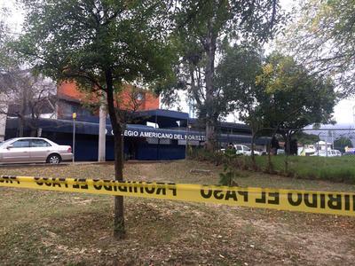 18 de enero. Tiroteo | Dos muertos y 4 heridos deja un tiroteo en el Colegio Americano del Noreste de Monterrey, Nuevo León.
