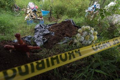 14 de marzo. Fosa | Es descubierta una fosa clandestina con más de 250 cráneos humanos a las afueras de Veracruz.