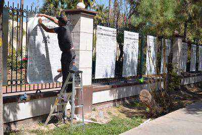 28 de febrero. Festejo | Con 95 portadas que hicieron historia, expuestas en el Bosque Venustiano Carranza, El Siglo de Torreón festejó su 95 aniversario.