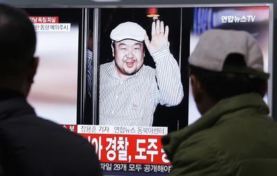 13 de febrero. Homicidio | Asesinan al hermanastro del líder de Corea del Norte Kim Jong-Un, Kim Jong-nam en el Aeropuerto Internacional de Kuala Lumpur en Malasia.