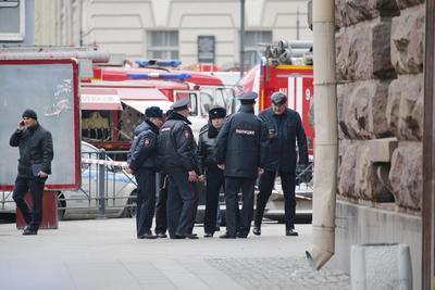 03 de abril. Atentado | Un atentado en el metro de San Petersburgo, en Rusia, deja 15 muertos y 64 heridos.