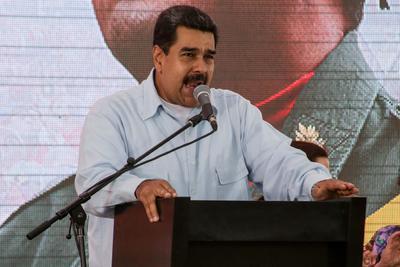 01 de mayo. Asamblea | En Venezuela, el presidente Nicolás Maduro anuncia su Asamblea Constituyente.