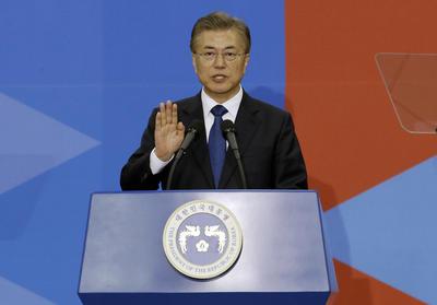 09 de mayo. Elecciones | El progresista Moon Jae-in gana las elecciones presidenciales en Corea del Sur.
