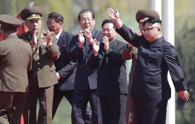 14 de mayo. Misil | Corea del Norte lanza un nuevo misil balísitco, cayendo en el mar de Japón.