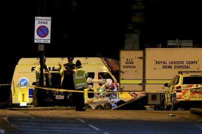 22 de mayo. Atentado | Un atentado suicida en el Arena de Mánchester tras un concierto de Ariana Grande deja 22 muertos y 59 heridos.