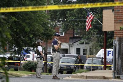 14 de junio. Tiroteo | Se registra un tiroteo en Alexandria, Virginia, donde resulta herido el congresista republicano Steven Scalise.