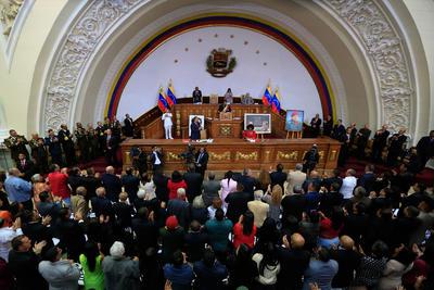 04 de agosto. Posesión | Toma posesión la nueva Asamblea Nacional Constituyente de Venezuela.