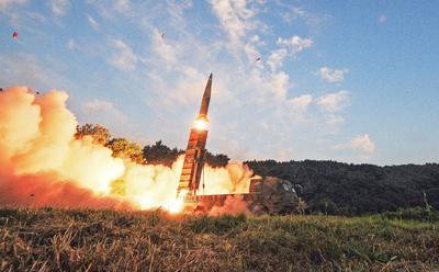 14 de septiembre. Misil | Corea del Norte lanza un nuevo misil y obliga a Japón a emitir una alerta para que su población busque refugio.