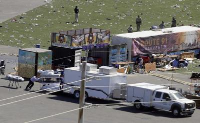 01 de octubre. Ataque | Un tiroteo en Las Vegas deja al menos 58 muertos y mas de 500 heridos.