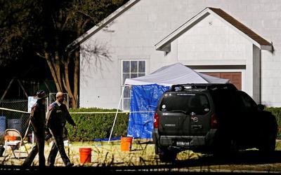 05 de noviembre. Tiroteo | Un tiroteo en una iglesia de Sutherland Springs (Texas) deja 26 muertos y 24 heridos.