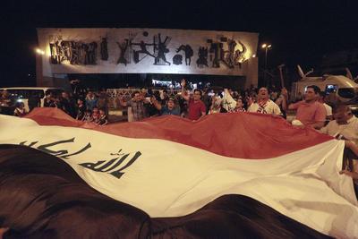 09 de diciembre. Victoria | Irak anuncia el fin de la guerra contra el Estado Islámico.