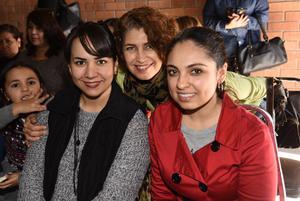 22122017 Gaby, Luly y Brenda.