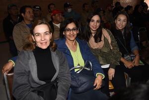 22122017 Mary Tere, Maru, Andrea y Fátima.